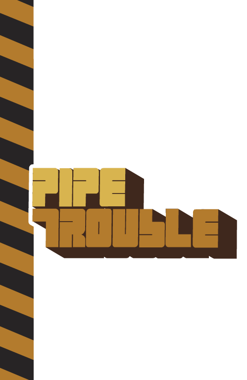 Pipe Trouble Logo